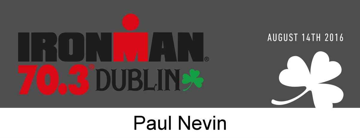 Paul Nevin Ironman